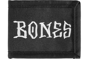 BONES Lil Homie Black Canvas