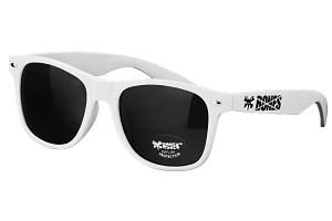 Bones Rat Sunglasses White