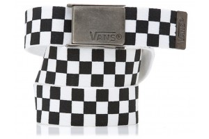 Vans Deppster Web Belt BlackWhite