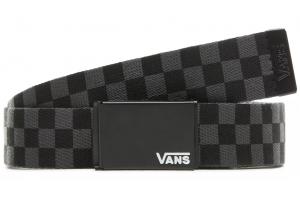 Vans Deppster BOYS Web belt BlackCharcoal