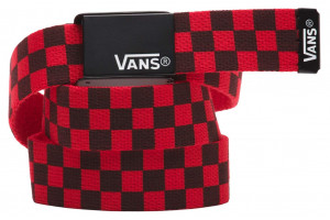 Vans Deppster Web belt BlackRed