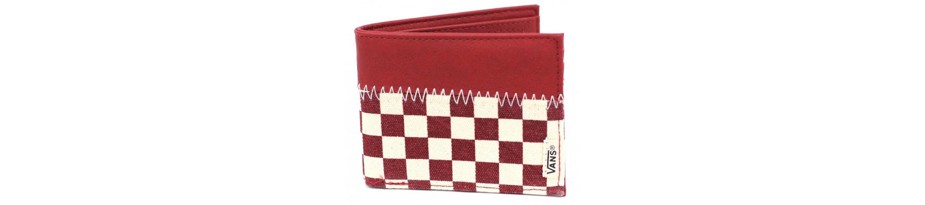 Vans Doheny Wallet Red