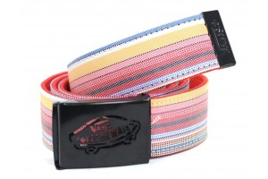 Vans Reverse Web Belt RedAssorted