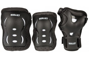 Bullet Triple Junior Padset BlkWht