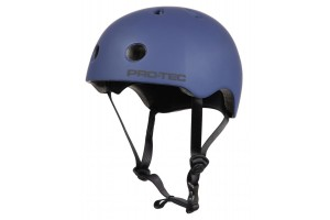 Pro-Tec Street Lite Satin Navy Blue