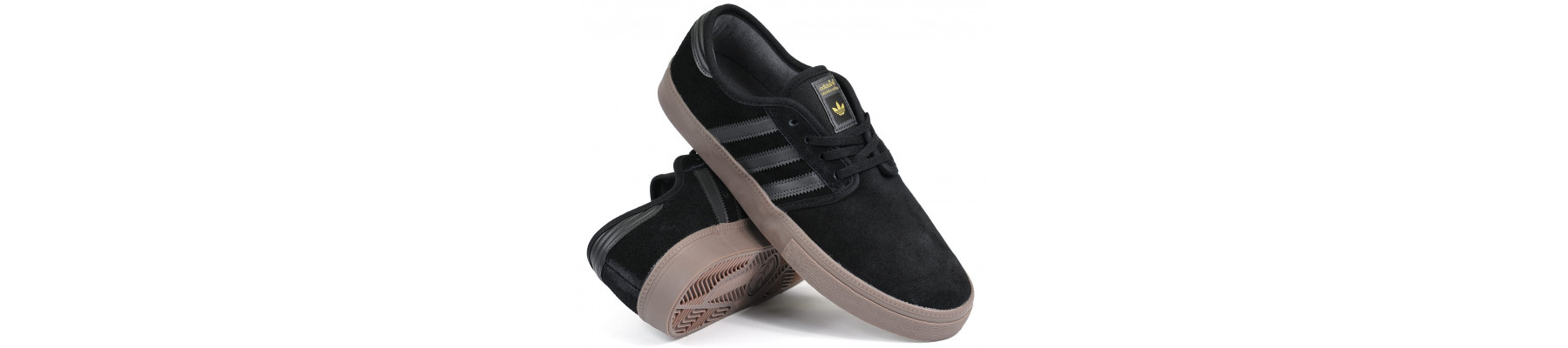 Adidas  Skateboarding Seeley BlackGum