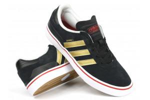 Adidas Skateboarding Busenitz Vulc BlackmetGol