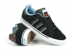 Adidas Skateboarding Campus Vulc BlackBlue