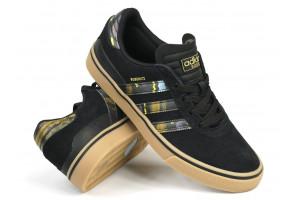Adidas Skateboarding  Busenitz vulc BackBluBl Suede