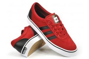 Adidas Skateboarding Adi Ease ADV PowRedBlack Suede