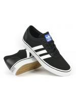 Adidas Skateboarding Adi Ease Black Canvas
