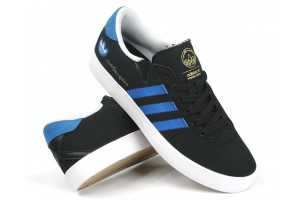 Adidas Skateboarding Gonz PRO Black Canvas