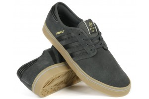 Adidas Skateboarding Seeley PRO Donnelly GreyGum Suede