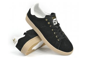 Adidas Skateboarding Stan Smith Vulc Black