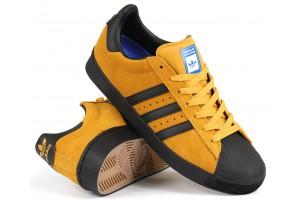 Adidas Skateboarding Superstar Vulc OrgBlk