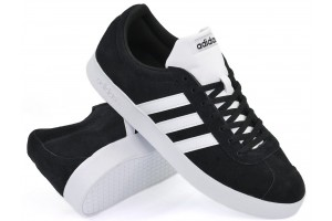 Adidas Skateboarding VL Court 2 BlkWht