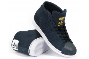Adidas Superstar Winter PRO Model MidNgtMid