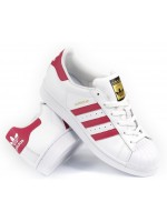 Adidas Superstar WhitePink