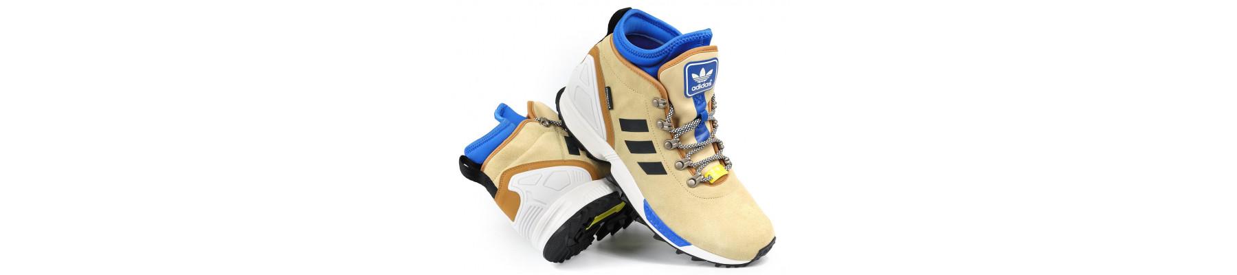 Adidas ZX Flux Winter SandCBlkW