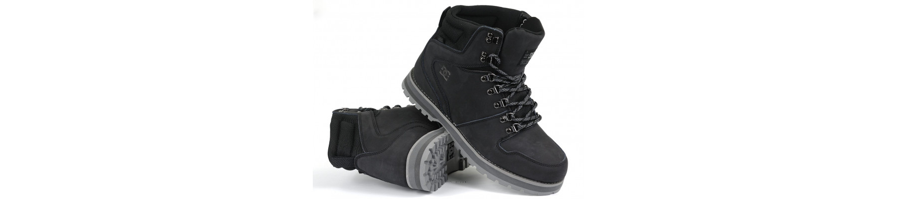 DC Peary Boot Gyb GreyBlack