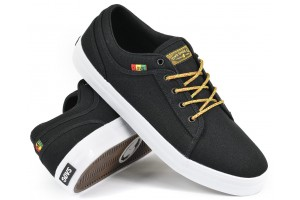 DVS Aversa BlackRasta Canvas