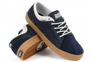 DVS Aversa Navy Chambray