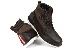 DVS Bishop Brown Leather
