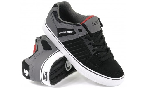 DVS Celsius CT BLK CHR RED Nubuck