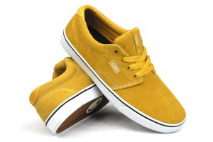 DVS Daewon 13 CT Goldenrod Suede