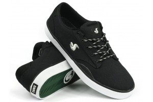 DVS Daewon 14 20Year Black Canvas