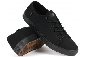 DVS Edmon BlkBlk Canvas