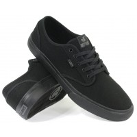 DVS Rico CT Black Black Canvas