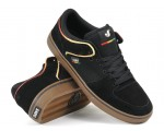 DVS Torey Lo Black Suede Canvas