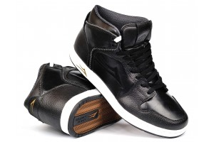 LAKAI Telford Blk Leather