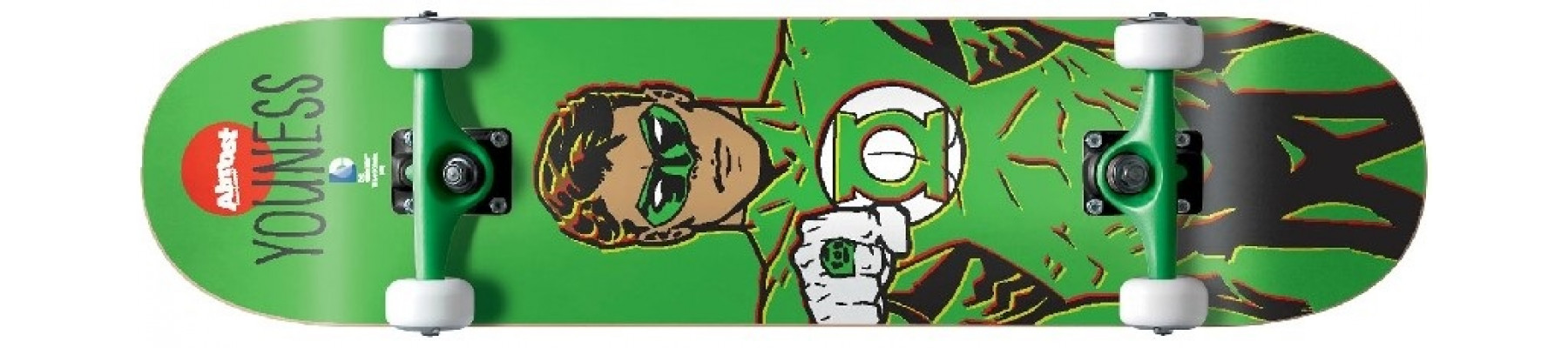 Almost Youness Green Lantern 8.0