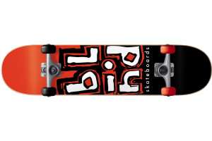 Blind Jumbled Split RedBlack 7.63