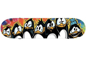 Blind Premium Penguin Tie Dye 7.0