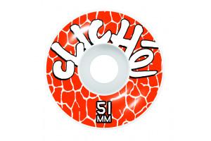 CLICHE Patch Orange Green 7.38