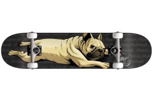 DarkStar Bulldog Black 7.75