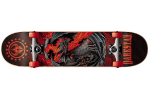 DarkStar Dragon Red 7.625
