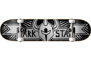 DarkStar Grand Silver Soft Wheels 8.0