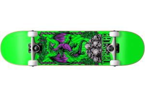 DarkStar Levitate green Soft Wheels 8.0