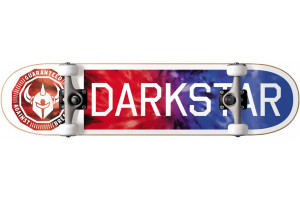DarkStar Timeworks FP RedBlue Tie Dye 7.75