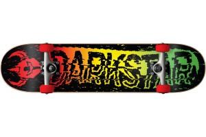 DarkStar VHS Rasta Soft Wheels 7.5