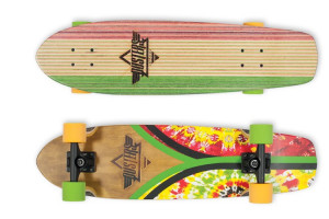Dusters California Flashback Rasta Tie Dye 31