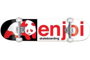 ENJOI Half and Half BlackRed 8.0 92A