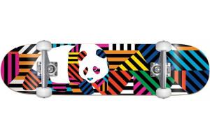 Enjoi Resin Panda Stripes Soft Wheels 7.75