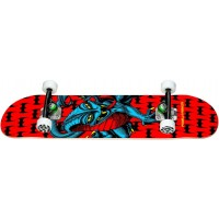 Powell Peralta Cab Dragon One Off Red 7.75