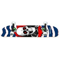 Powell Peralta Ripper One Off Navy7.75