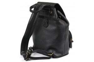 Beasty Mini BP Black Leather